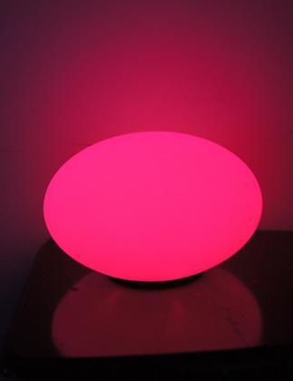 Location Oval à LED