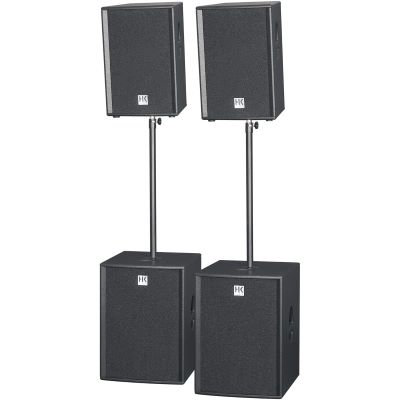 Location Pack Sonorisation 300 pers