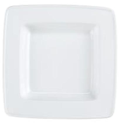 Assiette carrée PRESTIGE - 26 cm