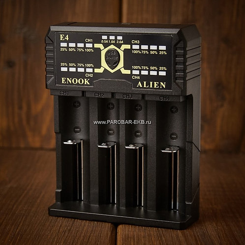 Зарядное устройство Enook Alien E4