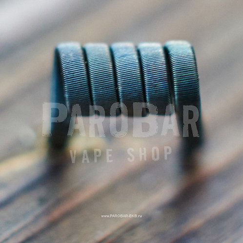 Намотка Framed staple Coil (арт)