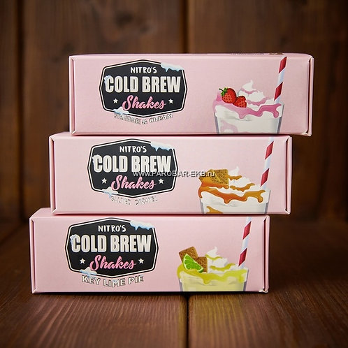 Жидкость Nitro's Cold Brew Shakes USA