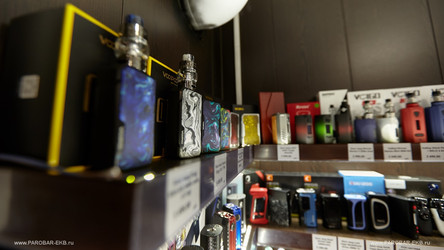 Покупка электронных сигарет в Екатеринбурге в первый раз