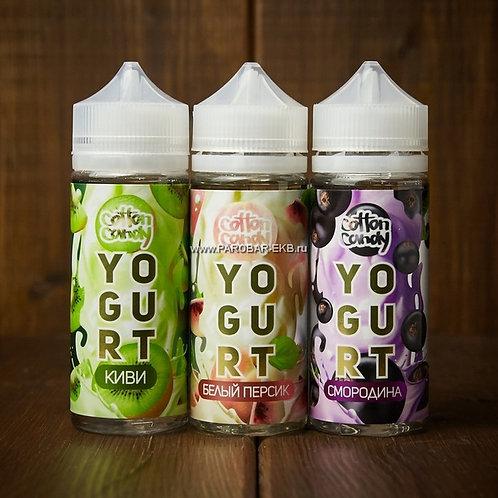 Жидкость Yogurt Cotton Candy 120 мл
