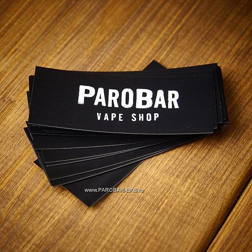 Термоусадка (оплётка) ParoBar для 18650