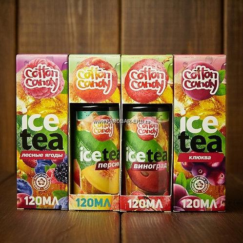 Жидкость Ice Tea Cotton Candy 120 мл