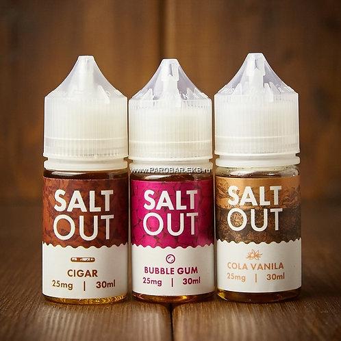 Жидкость Salt OUT 30 мл