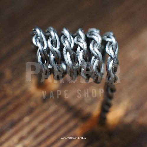 Намотка Triple Chain Coil (Цепь) (арт)