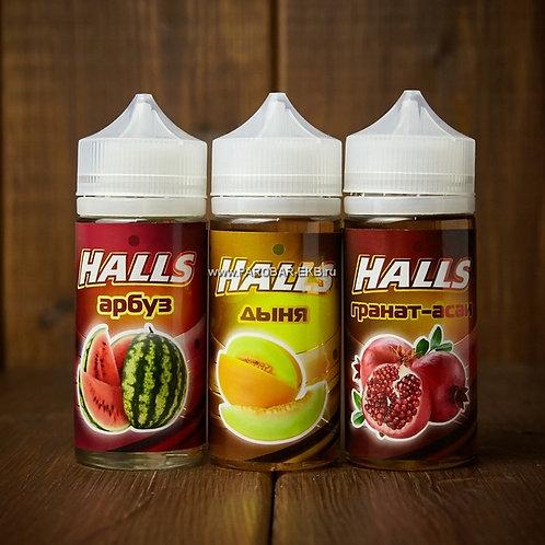 Жидкость Halls Original 100 мл