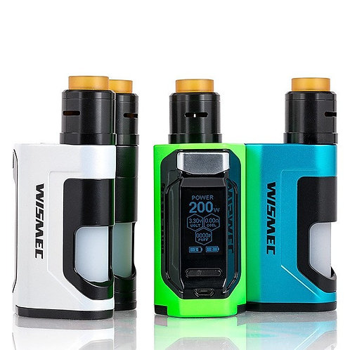 Комплект Wismec LUXOTIC DF BOX+Guillotine V2 Kit