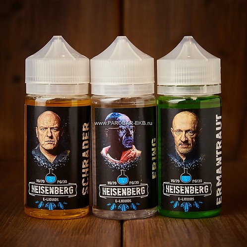 Жидкость Heisenberg 100 мл