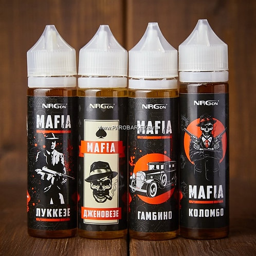 Жидкость Mafia 60 мл