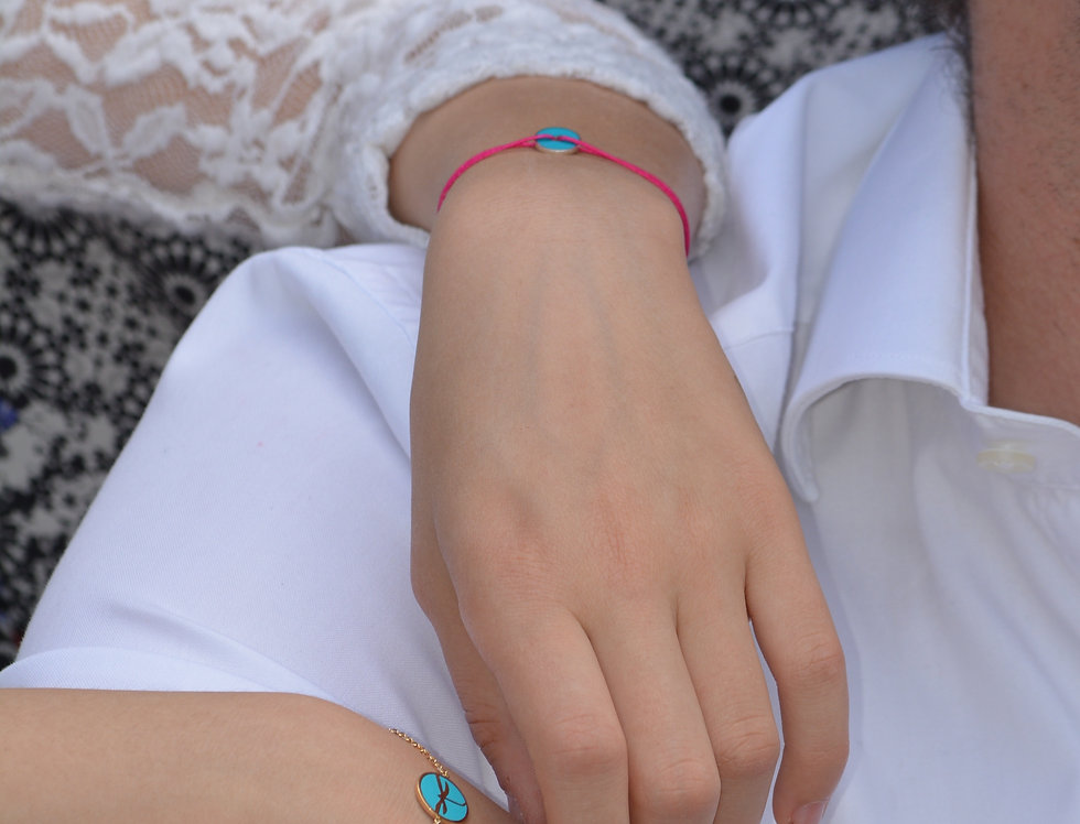 "Bracelet ""Libellule"""