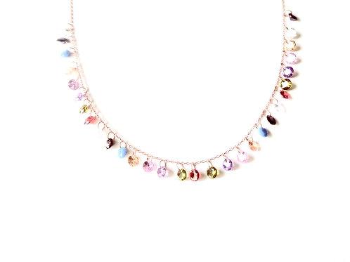 Collier multicolors