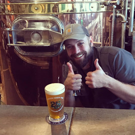 2 Thumbs up from our Brewer!