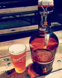 Take a Growler home with you.