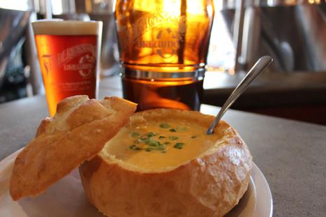 Cheddar Ale Soup
