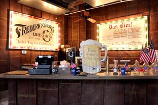 Biergarten Bar