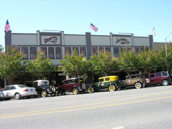 Street View of The Brewery
