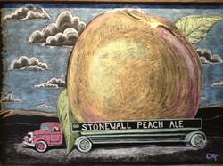 Stonewall Peach Ale - a summertime favorite