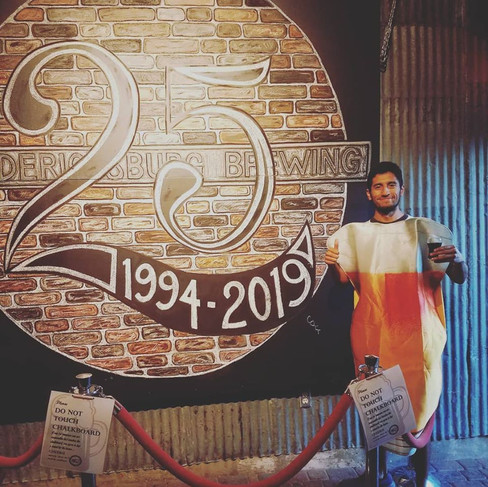 Oldest operating brewpub in Texas!