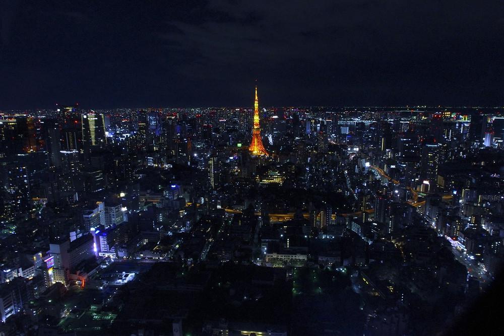 高感度 夜景 撮影
