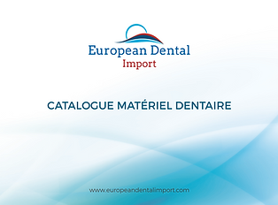 Catalogue Général European Dental Import