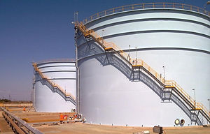 Tank Fabrication & Erection