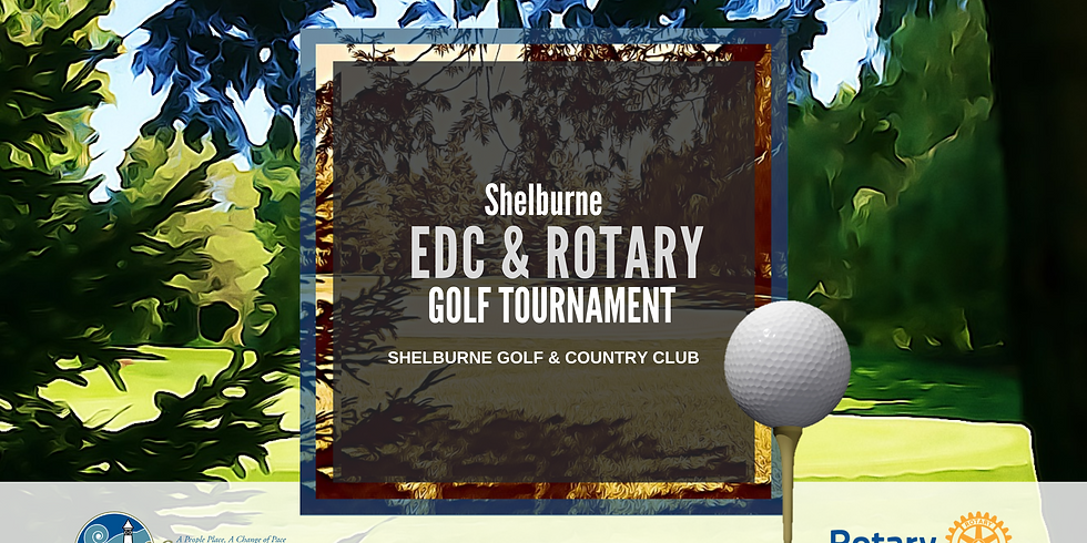 EDC/Rotary Golf Tournament in support of the Shelburne Splash Pad Project