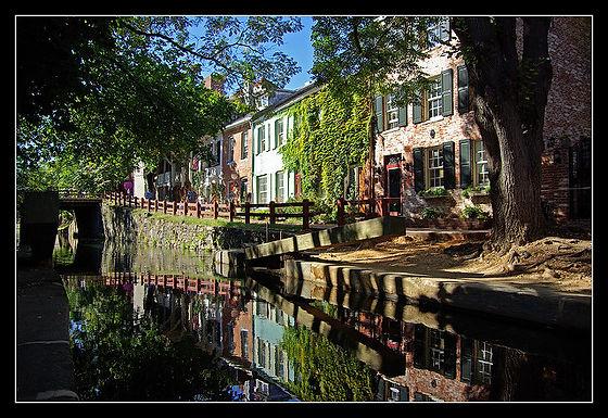 Visite guidée historique de Georgetown.