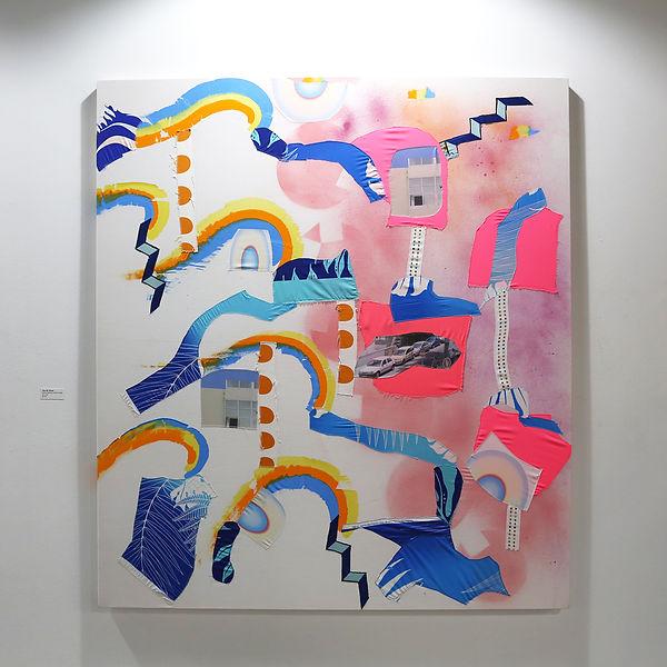 Ruth Adler - Surface Play at Samara Cont