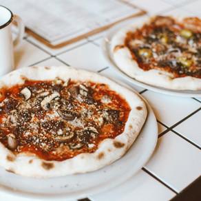 Una Pizza e una ricetta