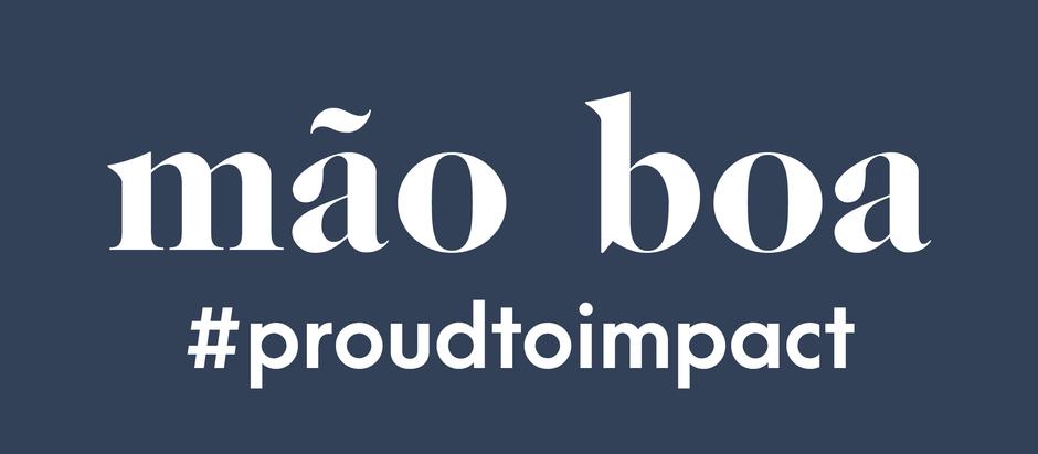 Communiqué de presse - mão boa digitalise l'engagement à impact dans les entreprises