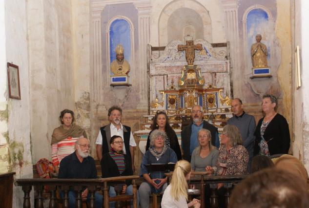Concert Voix Occitanes Les Junies Patrim
