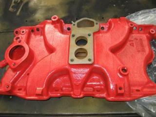 Chrysler Manifold 273/318 Inlet Manifold