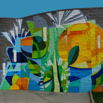 Outlet Collection Mural