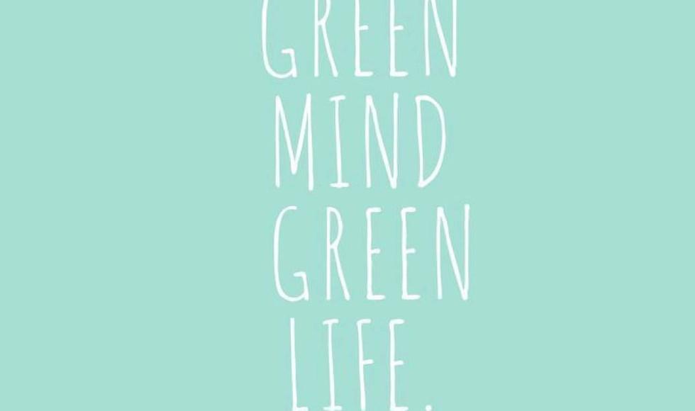 Green, green green...