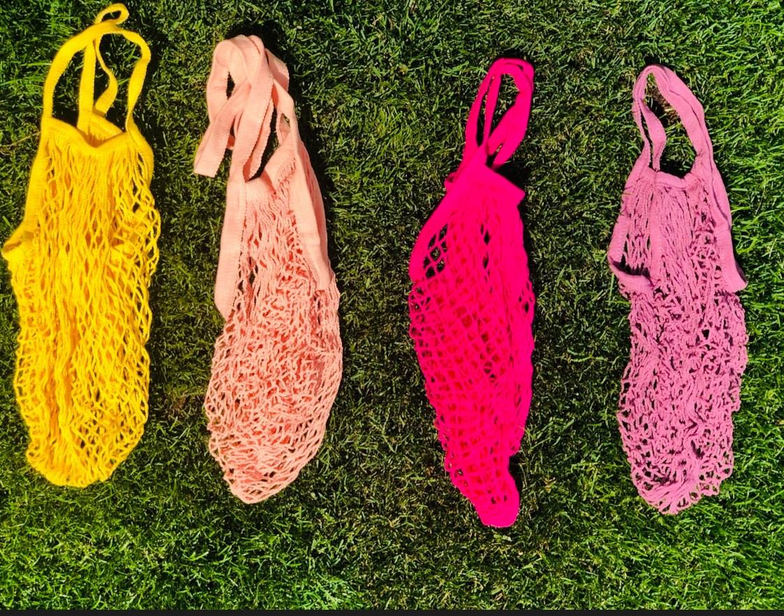 Reusable String Bags