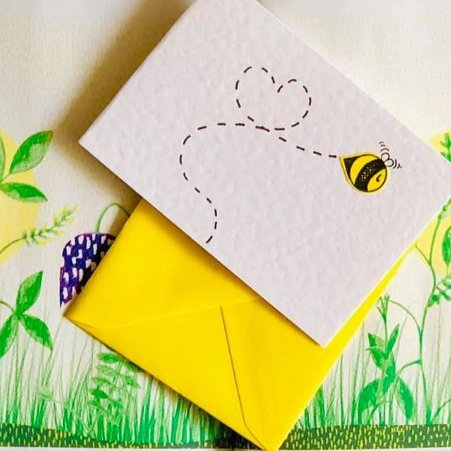 Bee Gift Cards (each)