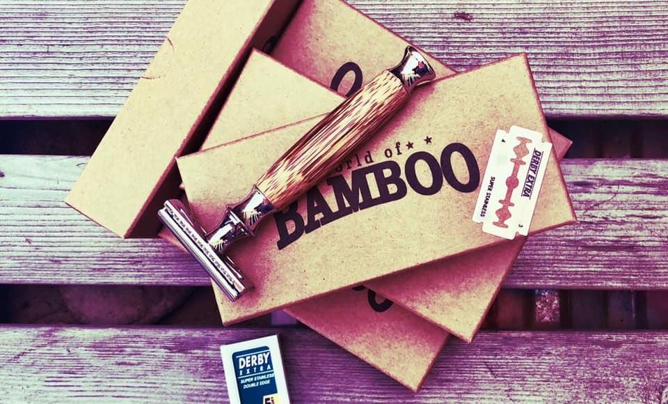 Bamboo Razor