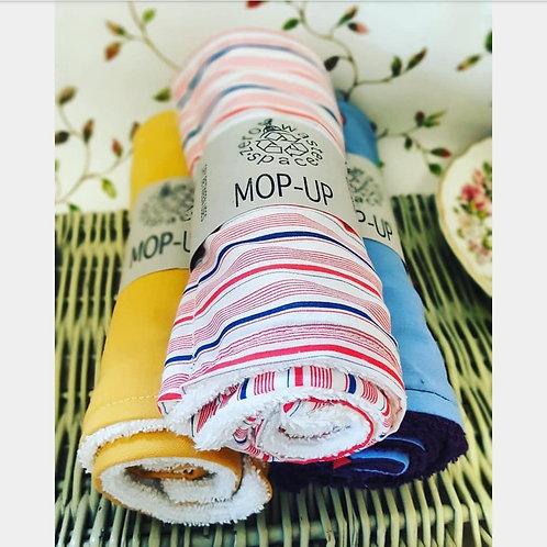 Reusable Cotton Kitchen Towel x 3 large sheets