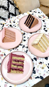 Josephine Cake Slices