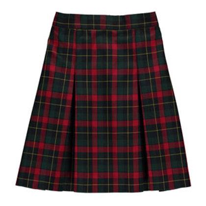 Plaid Skirt (Grade 3-8)
