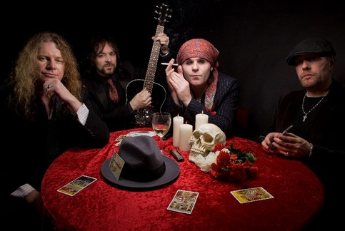 HEY YOU!... The Quireboys support announced!