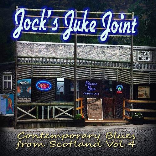 Jock's Juke Joint Vol 4 CD
