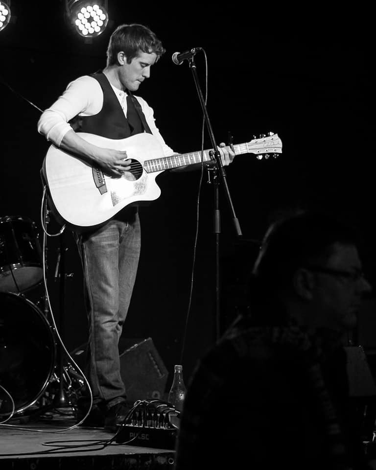 Stoney Broke live at Big Burns Supper (Rachel French Photography)