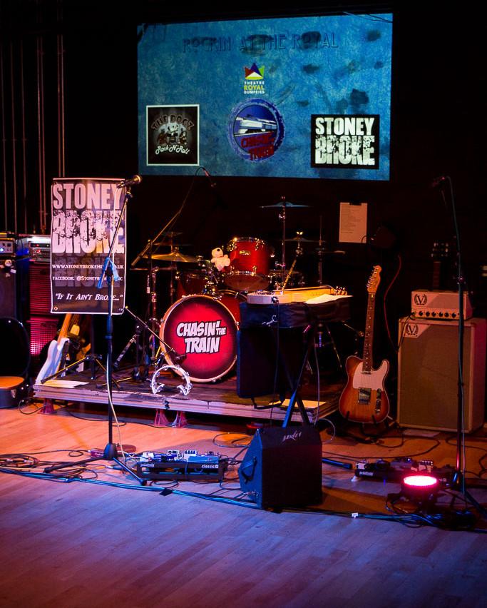 Stoney Broke @ Rockin' At The Royal