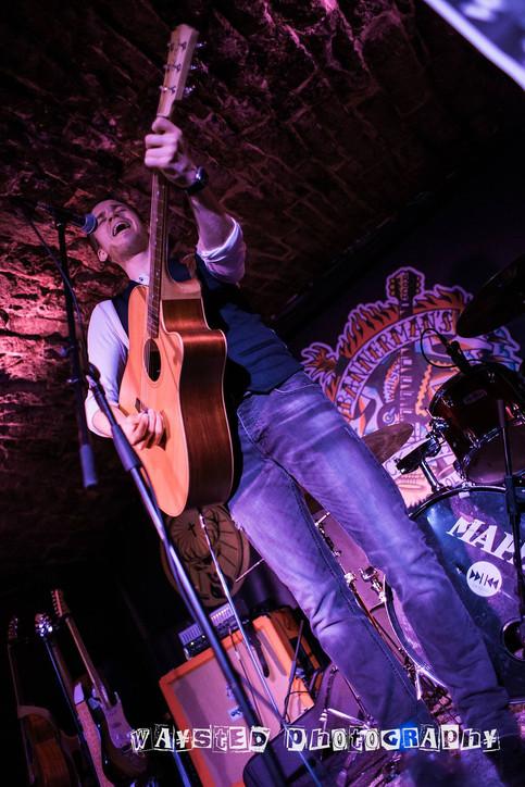 Bannerman's, Edinburgh, 30th September