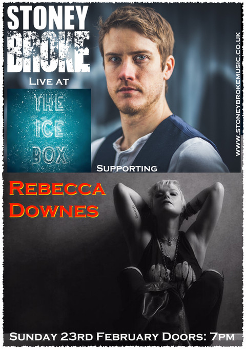 Supporting Rebecca Downes
