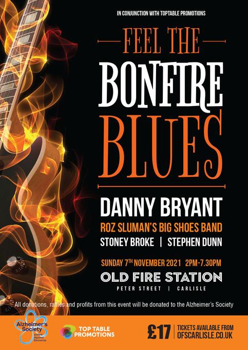 Feel The Bonfire Blues